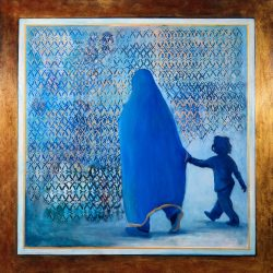 AdaPBrown-Migrants-I-middle-oil-on-panel-48x48